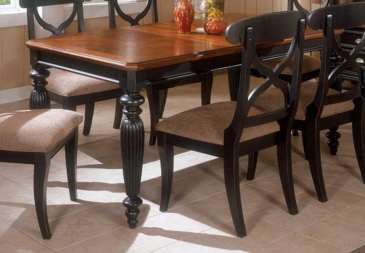 Salem Creek Rectangular Leg Extension Table