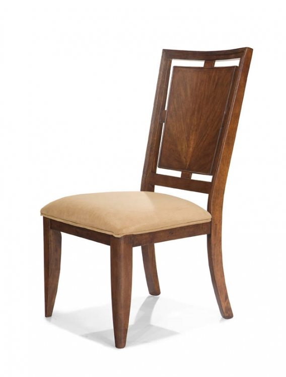 Skyline Wood Back Side Chair - Legacy Classic