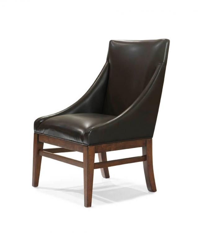 Skyline Leather Club Chair