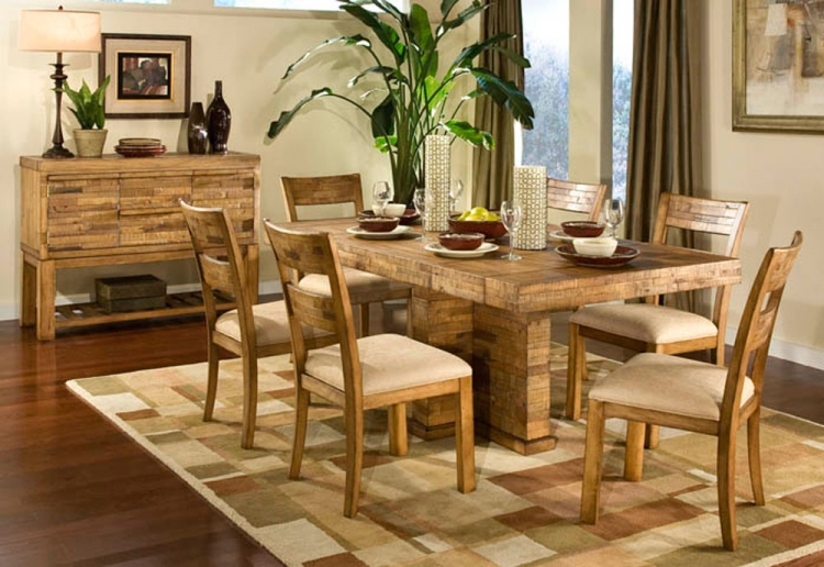 Latitude Rectangular Dining Set - Legacy Classic