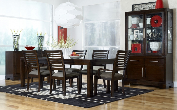 Forum Rectangular Dining Set - Legacy Classic