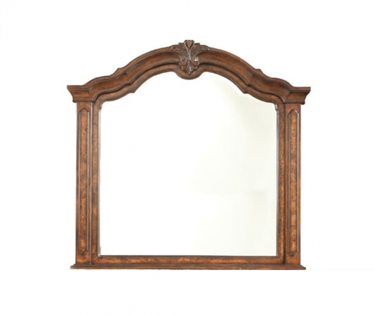 Royal Tradition Arched Mirror