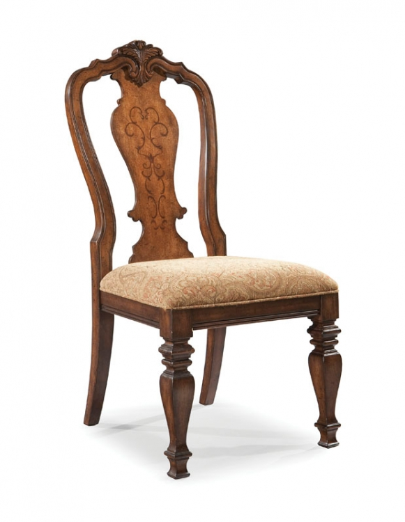 Royal Tradition Splat Back Side Chair
