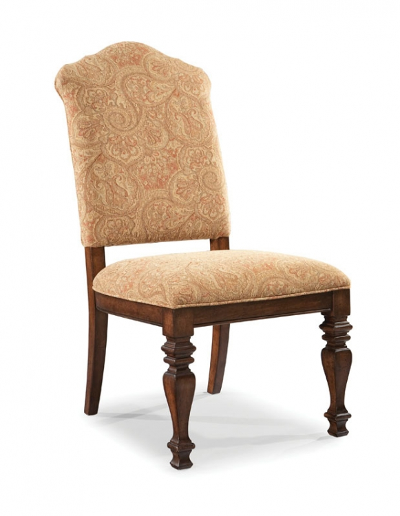 Royal Tradition Upholstered Back Side Chair