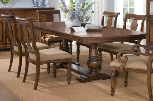 Americana Rectangular Trestle Table