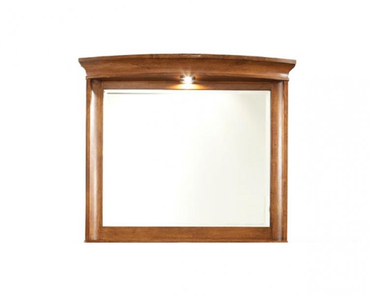 Bennington Lighted Landscape Mirror
