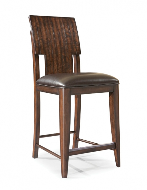 Portland Wood Back Pub Chair