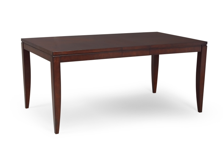 Lawson Small Leg Table - Medium Cherry