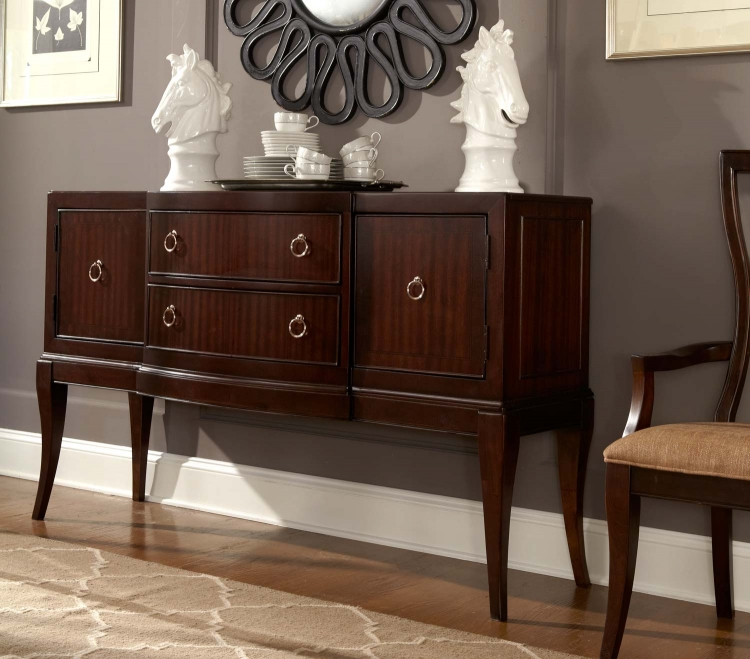 Laurel Heights Sideboard - Dark Truffle