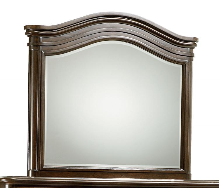 Thornhill Mirror for Bureau - Cinnamon