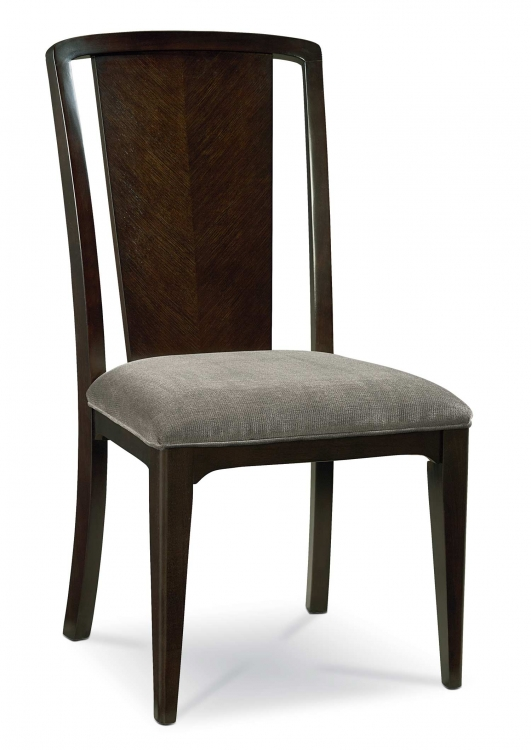 Palisades Upholstered Side Chair - Cola