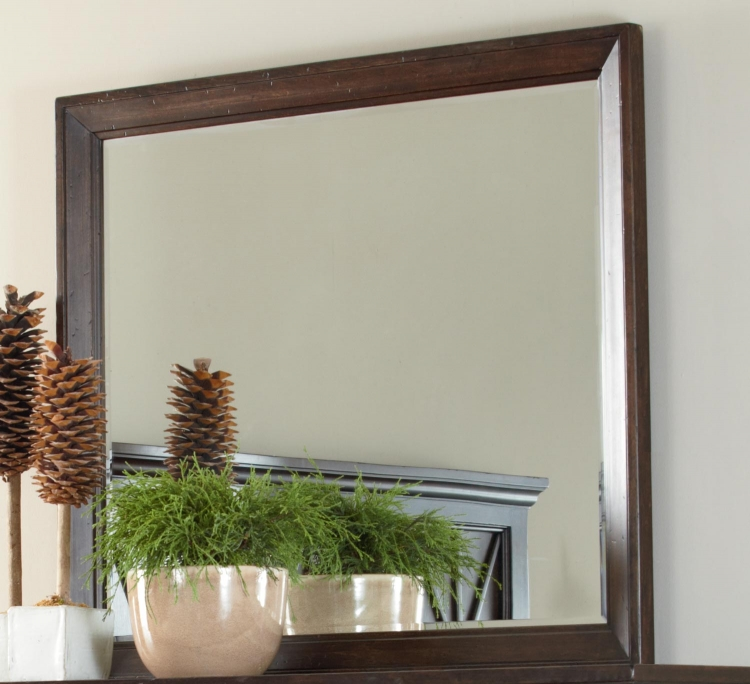 Thatcher Mirror for Dresser - Amber