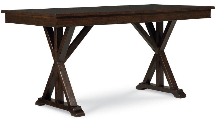 Thatcher Pub Table - Amber