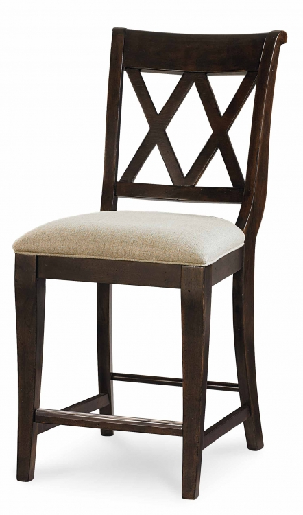 Thatcher Pub Chair - Amber