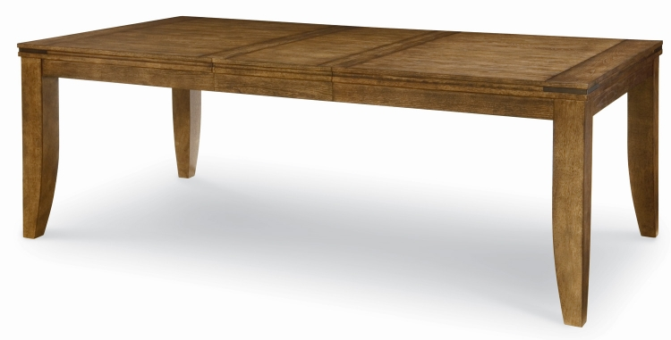 River Run Leg Table - Bourbon