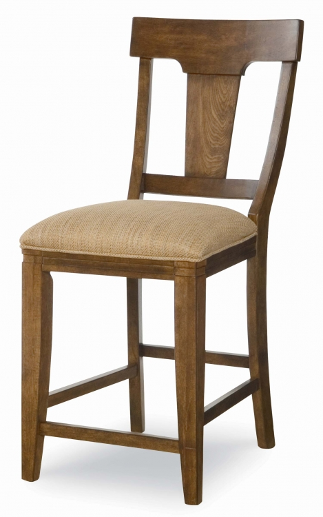 River Run Pub Chair - Bourbon