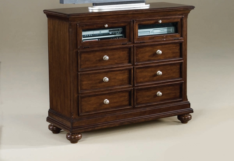 Canyon Creek TV Chest