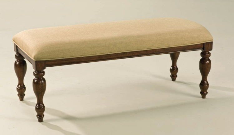 Canyon Creek Upholstered Bench
