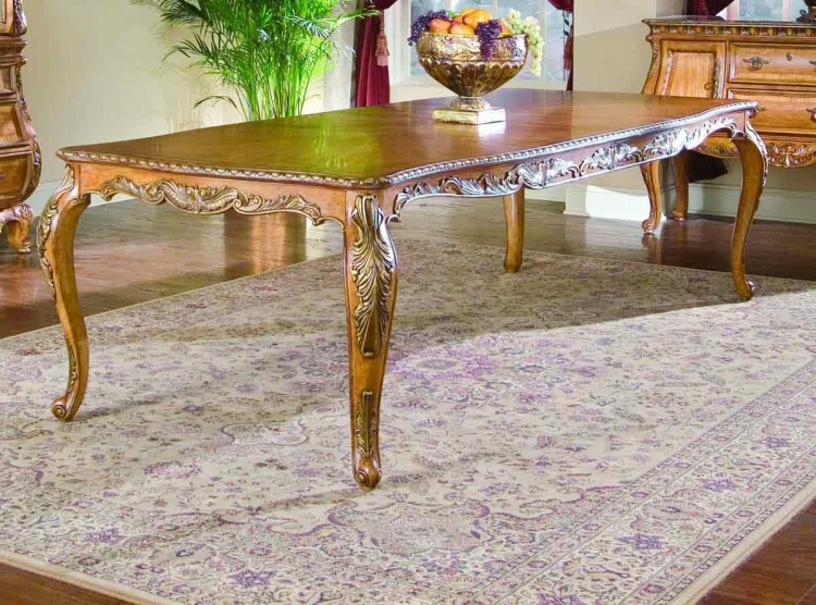 Versailles Leg Extension Table