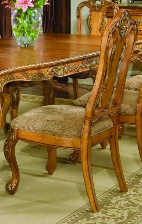 Versailles Splat Back Side Dining Chair
