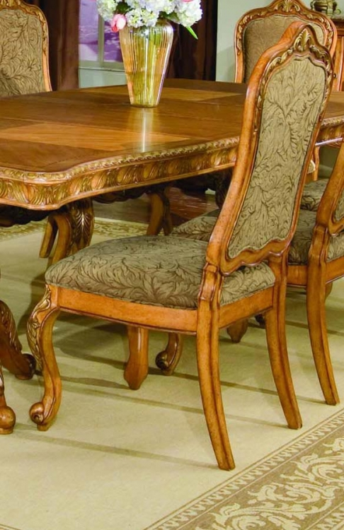 Versailles Upholstered Side Dining Chair