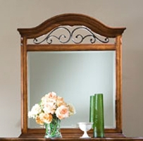 Orleans Arched Mirror