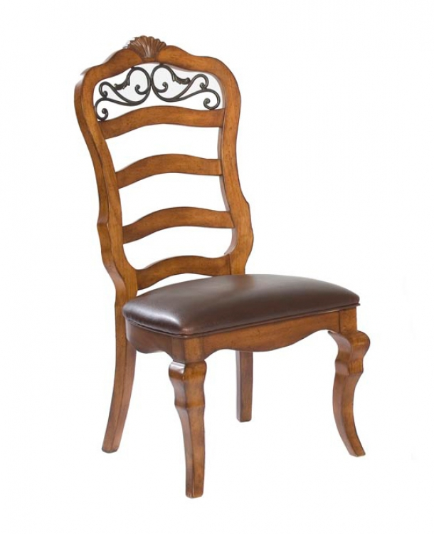 Orleans Ladder Back Side Chair