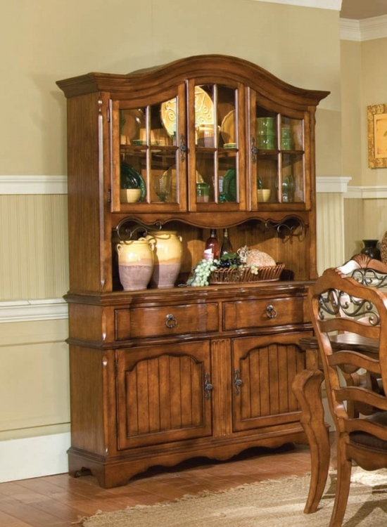 Orleans Buffet and China Hutch