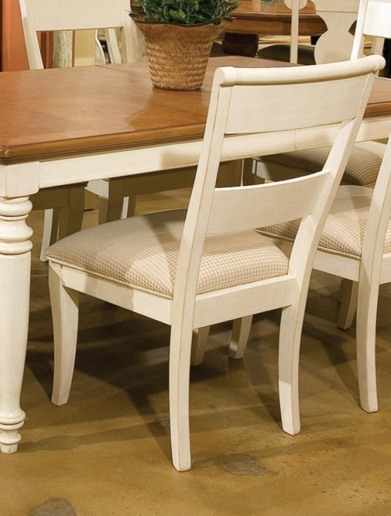 Dining a la Carte Ladder Back Side Chair