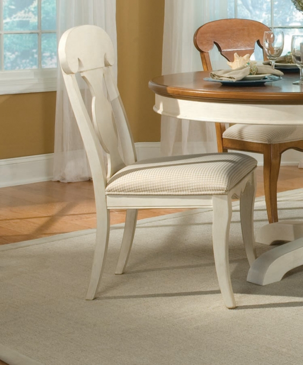 Dining a la Carte Napoleon Side Chair