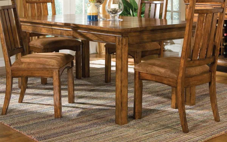 Sausalito Dinette Leg Extension Table