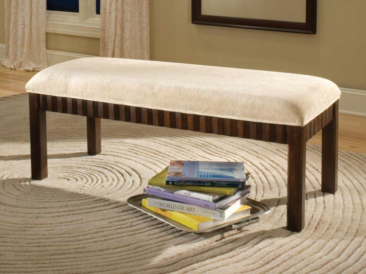 Vista Upholstered Bench