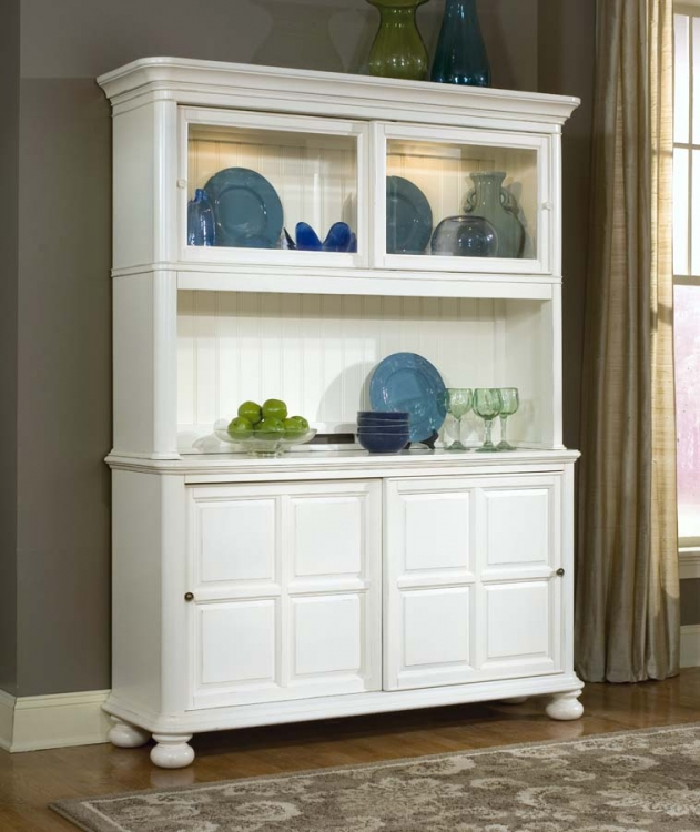 South Hampton Buffet and China Hutch