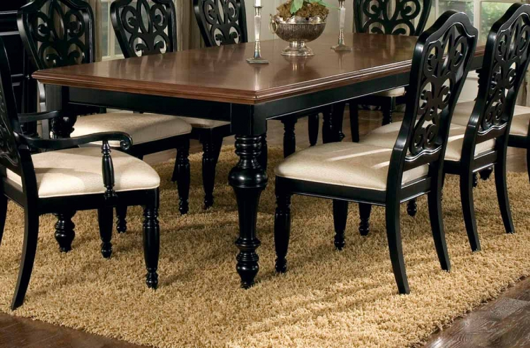 North Hampton Leg Extension Table