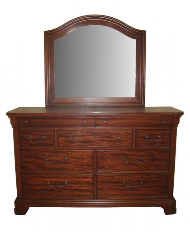 Evolution Dresser with Mirror