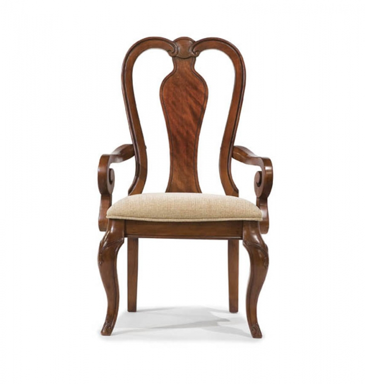 Evolution Queen Anne Arm Chair - Legacy Classic