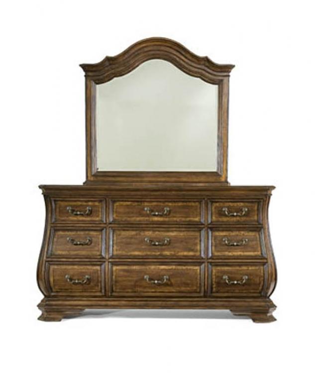 Rochelle Dresser with Mirror