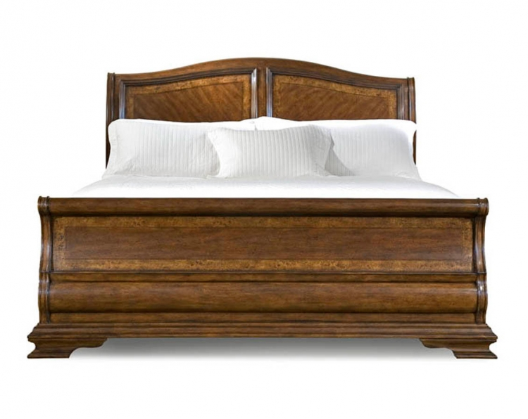 Rochelle Sleigh Bed