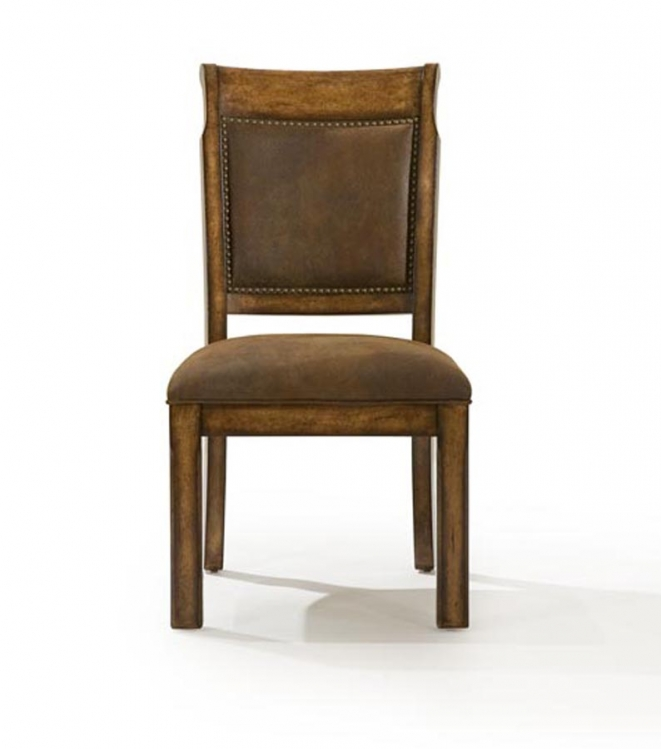 Larkspur Upholstered Back Side Chair - Legacy Classic