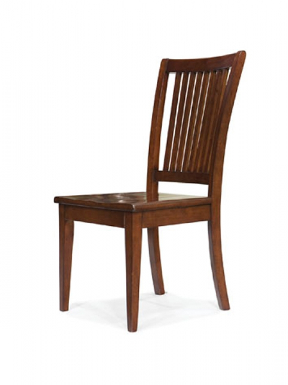 Newbridge Slat Back Side Chair - Legacy Classic