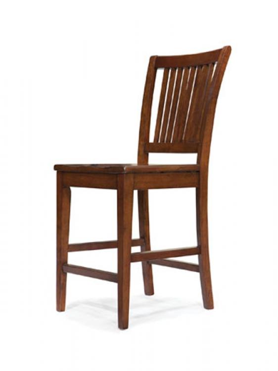 Newbridge Slat Back Pub Chair