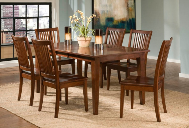 Newbridge Rectangular Dining Set - Legacy Classic