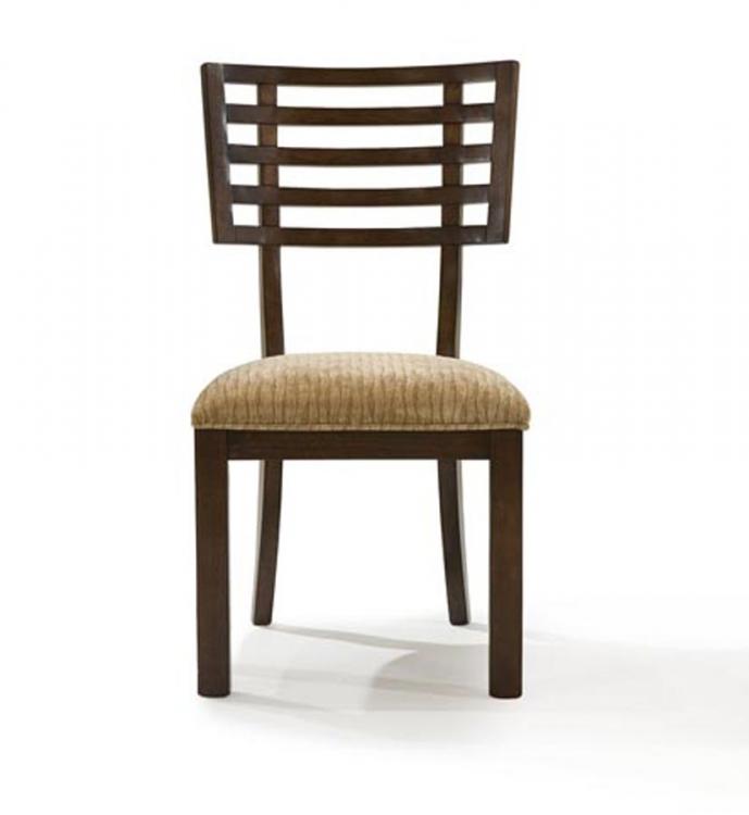 Perspectives Grid Back Side Chair