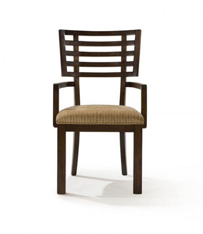 Perspectives Grid Back Arm Chair