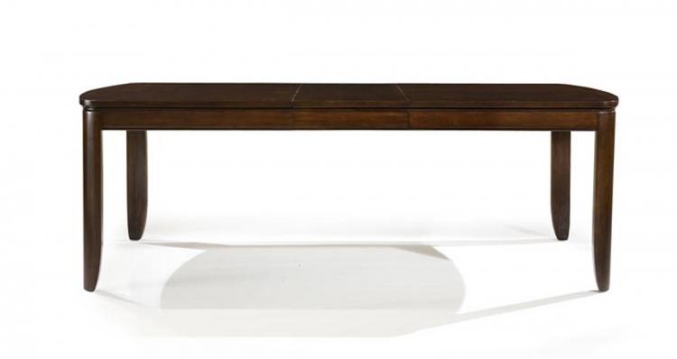 Boulevard Rectangular Leg Table