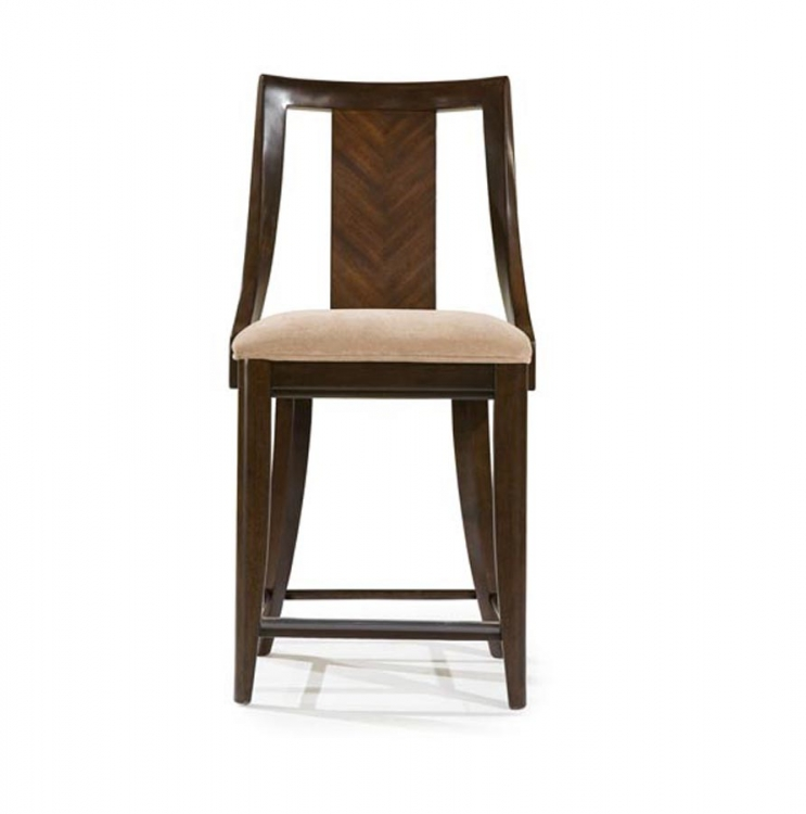 Boulevard Sling Back High Dining Chair