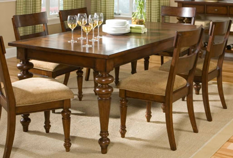 Homestead Rectangular Leg Table