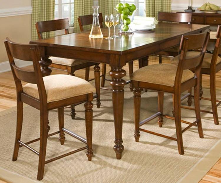 Homestead Rectangular Pub Table