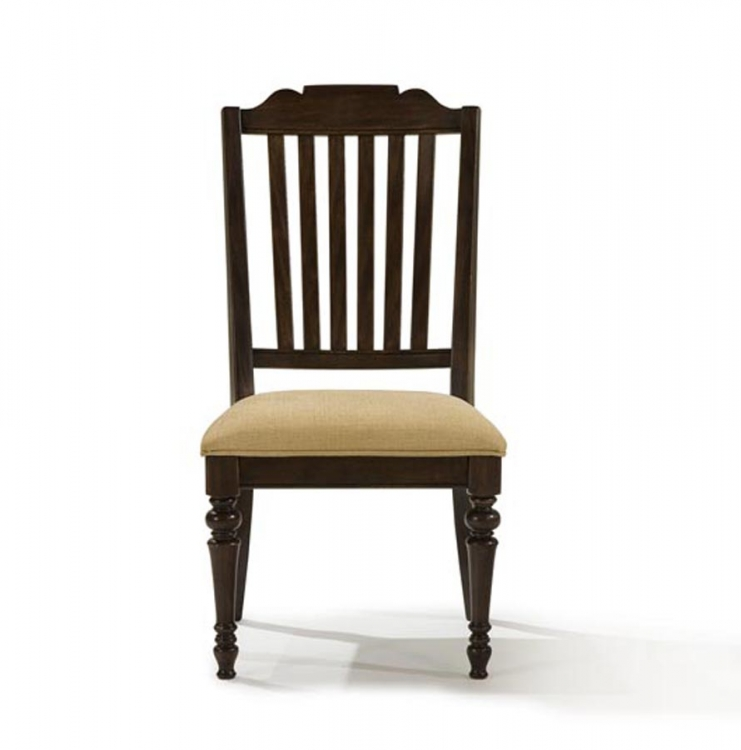 Chestnut Hill Slat Back Side Chair