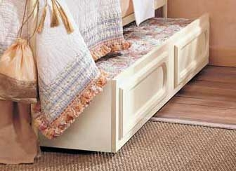 Lea Summerset Underbed Storage Unit- Furniture